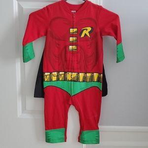 (Batman) Robin Costume / Dress Up Outfit